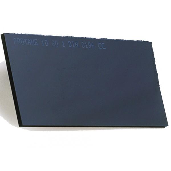 Filtre de protection soudure de rechange. Echelon n°10. 108 x 51 mm