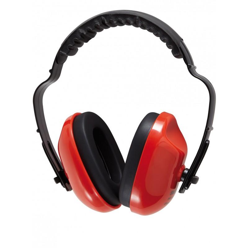 Casque (serre-tête) anti-bruit. SNR: 25,5 db