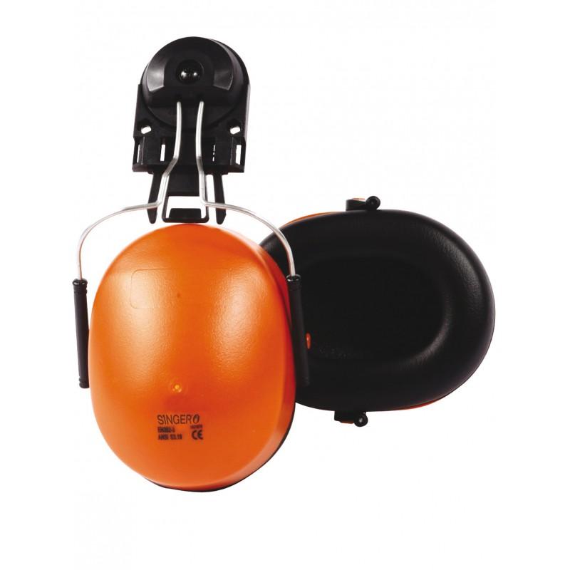 Protecteur individuel contre le bruit pour casque HG902 (SNR: 25,9 db)