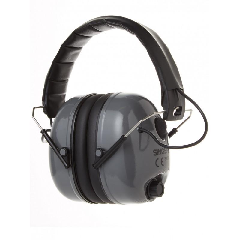 Coupe automatiquement les bruits. SNR: 31dB