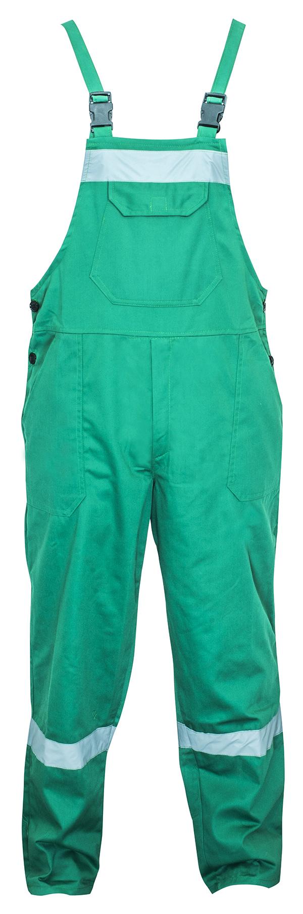 Salopette vert turquoise