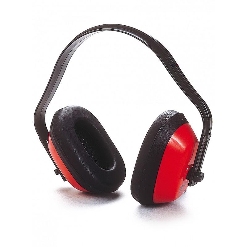 Casque (serre-tête) anti-bruit. SNR: 32,1 dB. Pliable