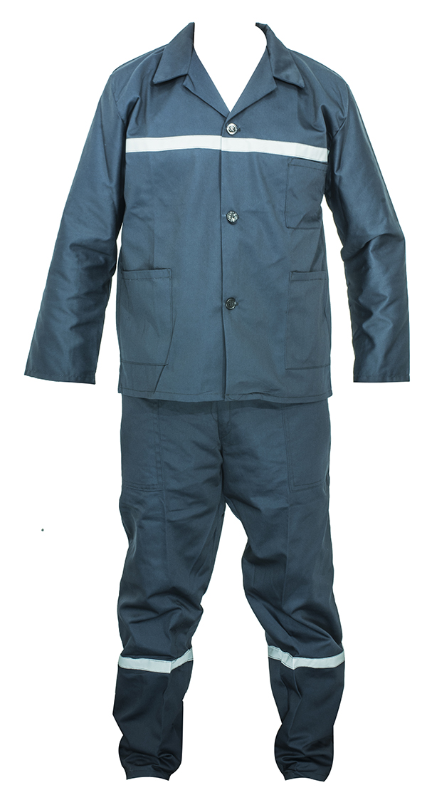 combinaison bleu marine homme