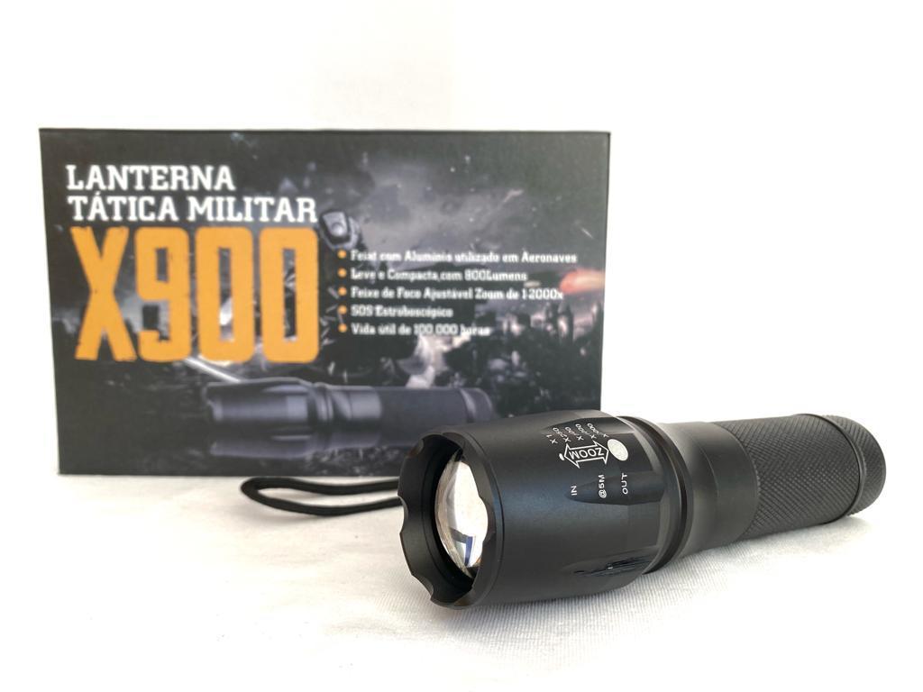 LAMPE TORCHE X900